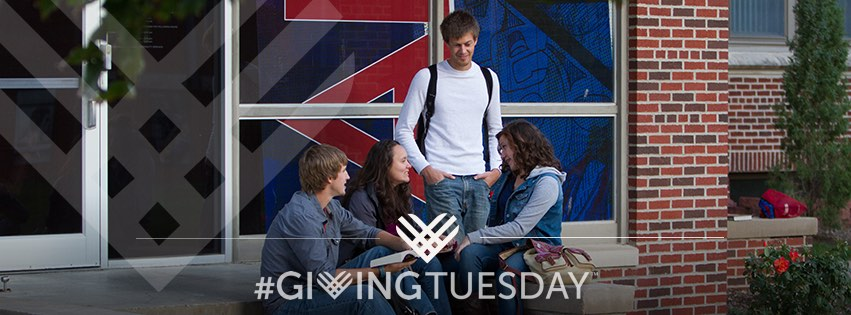 #GivingTuesday at Concordia